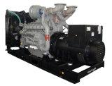 48kw/60kVAパーキンズEngineが動力を与える無声ディーゼル発電機セット