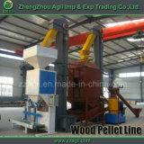 Fábrica de madera completa automática de la pelotilla del Ce de calidad superior