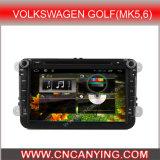 Lettore DVD speciale di Car per Volkswagen Golf (MK5, 6) con il GPS, Bluetooth. (AD-6676)