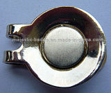 Покрынный никелем зажим шлема (MJ-шлем clip-001)