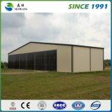 Taller de la estructura de acero para el edificio y almacén con estándar del SGS