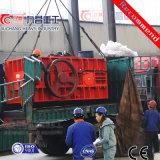 Berufshersteller für Bergbau-Zerkleinerungsmaschine mit doppelter gezahnter Rollen-Zerkleinerungsmaschine