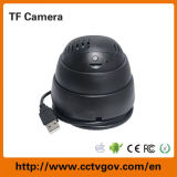 USB Output TF Card 32GBとの小型IR Dome CCTV DIGITAL Web Camera