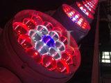 대중적인 공장 가격 19PCS Osram LED 이동하는 맨 위 세척