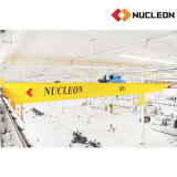 Nucleon 15 Ton viga doble puente grúa con un precio competitivo