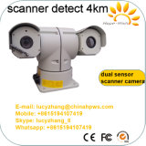 Scanner Dual Sensor T Shape Thermal Camera 4km