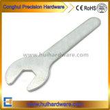 Einzelner offener Stempel-Stahlschlüssel verdünnen Schlüssel