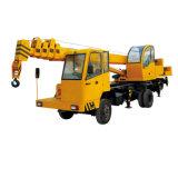 10トンの中国クレーンブームのトラック