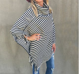 Venda por grosso de amostra grátis de fábrica 2017 Fashion Poncho Xale Cachecol Pashmina de malha (aceitar) personalizada