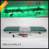 緑LEDsの緑のドームの回復公安Lightbar