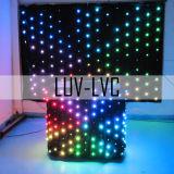 2 x 3 m LED-videogordijn DJ-achtergronden