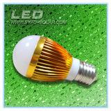 Hohe Leistungsfähigkeit und energiesparendes LED-Birnen-Licht