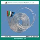 Catetere bidirezionale o a tre vie di Foley del silicone per medico con CE&ISO