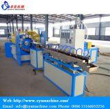 PVC 고압 섬유에 의하여 강화되는 나선형 호스 또는 관 압출기 기계장치