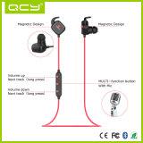 Fones de ouvido Bluetooth de Metais magnéticos, auscultadores sem fios para telemóveis