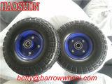 PU 거품 바퀴 3.50-4 편평한 자유로운 PU 거품 바퀴 3.50-4