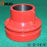 usine 1nuo moulant le réducteur Grooved de garnitures de pipe de fer malléable