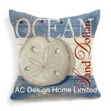 装飾の正方形の熱帯魚デザイン装飾ファブリッククッションW/Filling