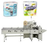 De dubbele Machine van de Verpakking van het Weefsel van de Handdoek van de Keuken Verpakkende