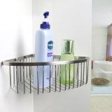 Novos acessórios de banheiro Prateleira única de rack de aço inoxidável (SUS304)