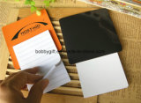 Almofadas de nota da escrita/blocos de notas pegajosos magnéticos baratos do memorando para anunciar