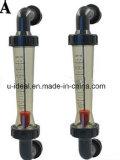 Haltbarer Plastikwasser-Rotadurchflussmesser/Strömungsmesser