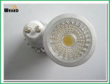 Dimmable 10W LED GU10 Spotlight com CREE COB LED Light