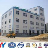 Полуфабрикат Three-Storey мастерская стальной структуры (KXD-SSW46)