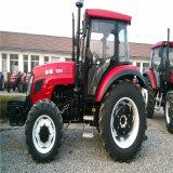 120HP de Tractor van het landbouwbedrijf met Goedkope Prijs op Verkoop