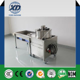 Commercial Gas 20kg capacidade por hora máquina de máquina de pipoca