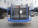 8ft Trampoline Combo met de Bijlage van het Net van de Veiligheid (qdtr-008c-n)