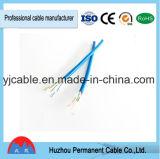 Cable LAN cable UTP CAT6, cables CAT6 4 pares, Cable de red UTP de categoría 6 /enrollado de cable Ethernet CAT6