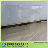De speciale Vorm maakte het Decoratieve Comité van het Glas voor Apparatuur met het Boren van Gaten aan