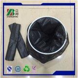 Sacchetti di immondizia di plastica del Drawstring del LDPE di uso a gettare della cucina
