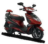 EEC aprovou 60V28ah 1500W poderoso motocicleta elétrica para o mercado da Europa