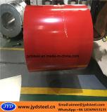 Superfície revestida PPGI Prime Prepainted Bobina de Aço Galvanizado
