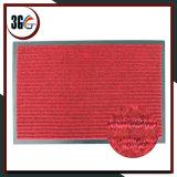 Couvre-tapis de porte durable de la bonne qualité pp avec le support de PVC