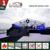 Все ясные шатёр шатра крыши для выставки выставки и автомобиля