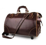 Bag Trolley Bag OEMによって決め付けられる高品質型の革博士