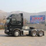 Sinotruck HOWO A7 380HP 6X4 de la tête du tracteur camion-remorque
