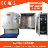 Máquina de metalización de acero de la vacuometalización del mosaico de cristal matálico-cerámico plástico