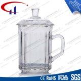 280ml FDAは等級別にする明確なガラスティーカップ(CHM8179)を