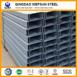 Correa de acero galvanizada de C para los edificios prefabricados de la estructura de acero