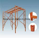 Equipos de construcción de la flexibilidad del bastidor de acero H ANDAMIO