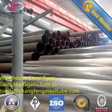Tubulação de aço ERW de carbono, LSAW, SSAW, Shs com todos os tipos dos revestimentos