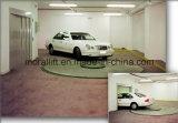 Garagem de estacionamento automático Carro Gira-discos