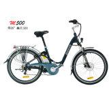 快適な市道のトーナメントの電気バイクEの自転車のスクーター200Wブラシレスモーター8fun Boshi