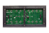 Módulo al aire libre verde de la visualización de LED del color P10-1g
