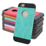 중국 Factory Mobile 또는 iPhone 6을%s Cell Phone Plastic PU+PC+TPU Cover Case