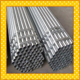 Tubo redondo de alumínio/tubulação redonda de alumínio